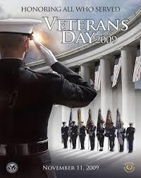 2009 Veterans Day Ceremony