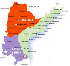 separate Telangana state
