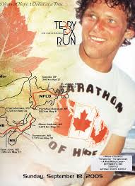 This is a new Canadian musical based on the story of Terry Fox, ... - terry%20fox-707272
