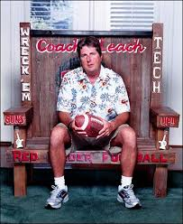 Mike Leach announced today