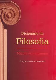 Dicionário de Filosofia - Abbagnano