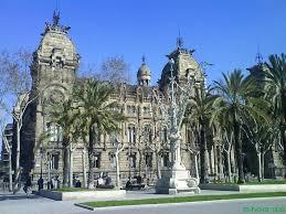 Palacio de Justicia de Cataluña, en Barcelona (sede del TSJC)