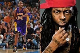 support for Kobe Bryant as - lil-wayne-kobe-bryant