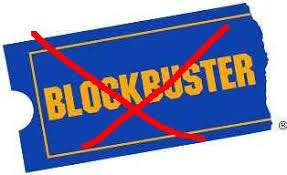 R.I.P. BLOCKBUSTER VIDEO STORES:  New ways to view movies at home by COOP