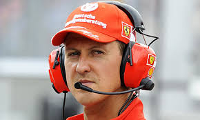 Michael Schumacher intends to - Michael-Schumacher-001