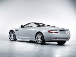 2008 Aston Martin DB9 Rear And Side White 1280x960 2008 Aston Martin DB9 Overview