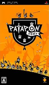 Patapon Cover