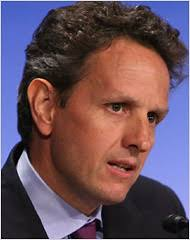 Timothy Geithner sworn in as - timothy_geithner_treasury