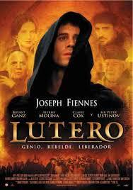 Cartel de la película, Lutero, 2003