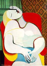 全球最貴油畫︰畢卡索《夢》