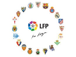 la liga logo1 Week 10 Scores and Standings