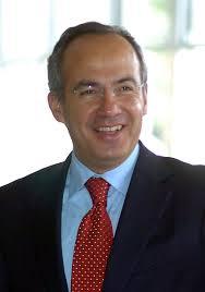 President Felipe Calderón - 422px-felipe_calderon_h
