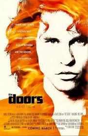1991 : The Doors, réalisé par Oliver Stone, avec Val Kilmer, Meg Ryan.