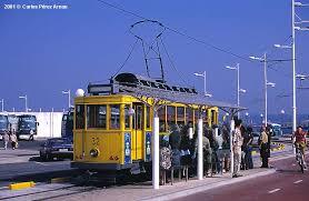 el tranvía más inútil del mundo