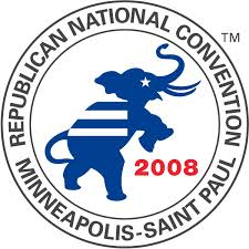 2008 Republican Convention Schedule, Sept 1-4