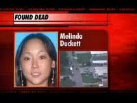 But Melinda Duckett refused to