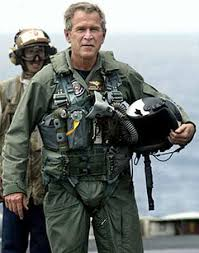 America's President George W. Bush! - defender of America, the unborn, the Constitution of the United States and the Ten Commandments of God. A real American hero. No president since Ronald Reagan did more to preserve all that is good in America.
