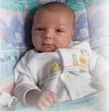 Craig Alexander Hochstetler - Craig----1-month-old