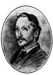 Robert Louis Stevenson Portrait - stevenson
