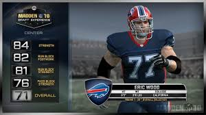 Eric Wood -- Center -- Buffalo