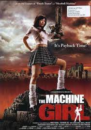 The Machine Girl 2008(arabe)