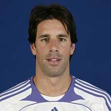 Ruud van Nistelrooy, this photo would be rejected for sure