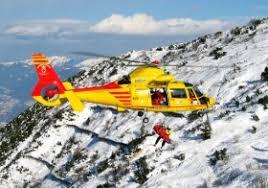 elisoccorso Predazzo, escursionista salvato dall'elicottero a Pelenzana