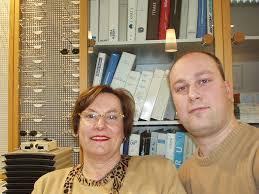 Maria Wilke mit Sohn Alexander - m_wilke_m_sohn_alexander