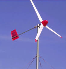make wind turbine