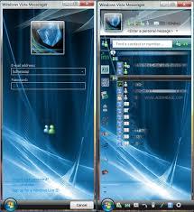 الاصدار الاخير من برنامج windows live messenger  2009