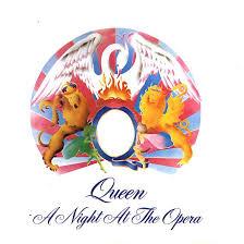 """""""visuel"""" des albums Queen-A-Night-At-The-Opera-Delantera"""