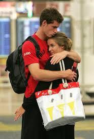 his girlfriend Kim Sears