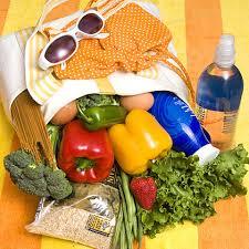قسم الأغذية الصحية