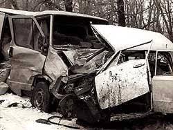 Сводка происшествий за 17 марта 2007г. от УГИБДД Хабаровского края