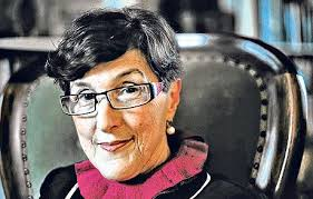 Professor Mary Robertson: - NHS1_1592842c