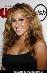 Adrienne Bailon at Summer Stars Party 2008 - Arrivals - Adrienne-Bailon5