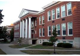Roark Building, home to EKU's