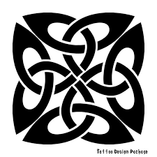 basic celtic tattoo design