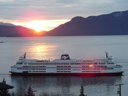Ferry to Pender Island