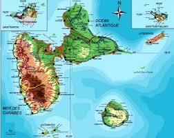 La Guadeloupe, l'île soeur, l'île aux belles eaux (1) dans Bô Kay nou gper