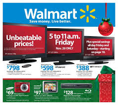View Walmart Black Friday page