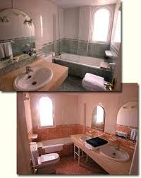 Puerto Banus apartment - bathrooms