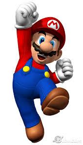 Mario video game