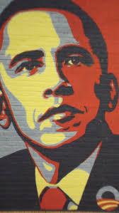 2010 travelblog.org & Rikke Nielsen - 3373940-Obama-Warhol-style-1