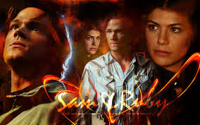 Sam \x26amp; Ruby - Supernatural - Sam-Ruby-supernatural-2952136-1440-900