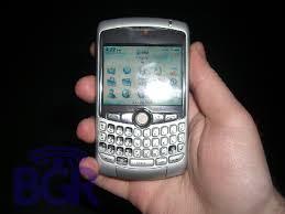 Blackberry Curve 8...