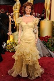 Sophia Loren Worst Dressed