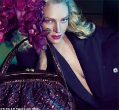 Poison Ivy Uma Thurman  Uma.Thurman.Louis.Vuitton