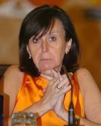 María-Emilia Casas (Presidenta del TC)