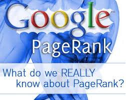 Page Rank Sudah Kembali Ke Awal